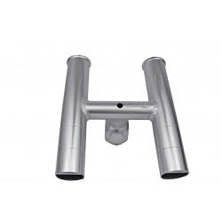 Porte canne aluminium double MATC